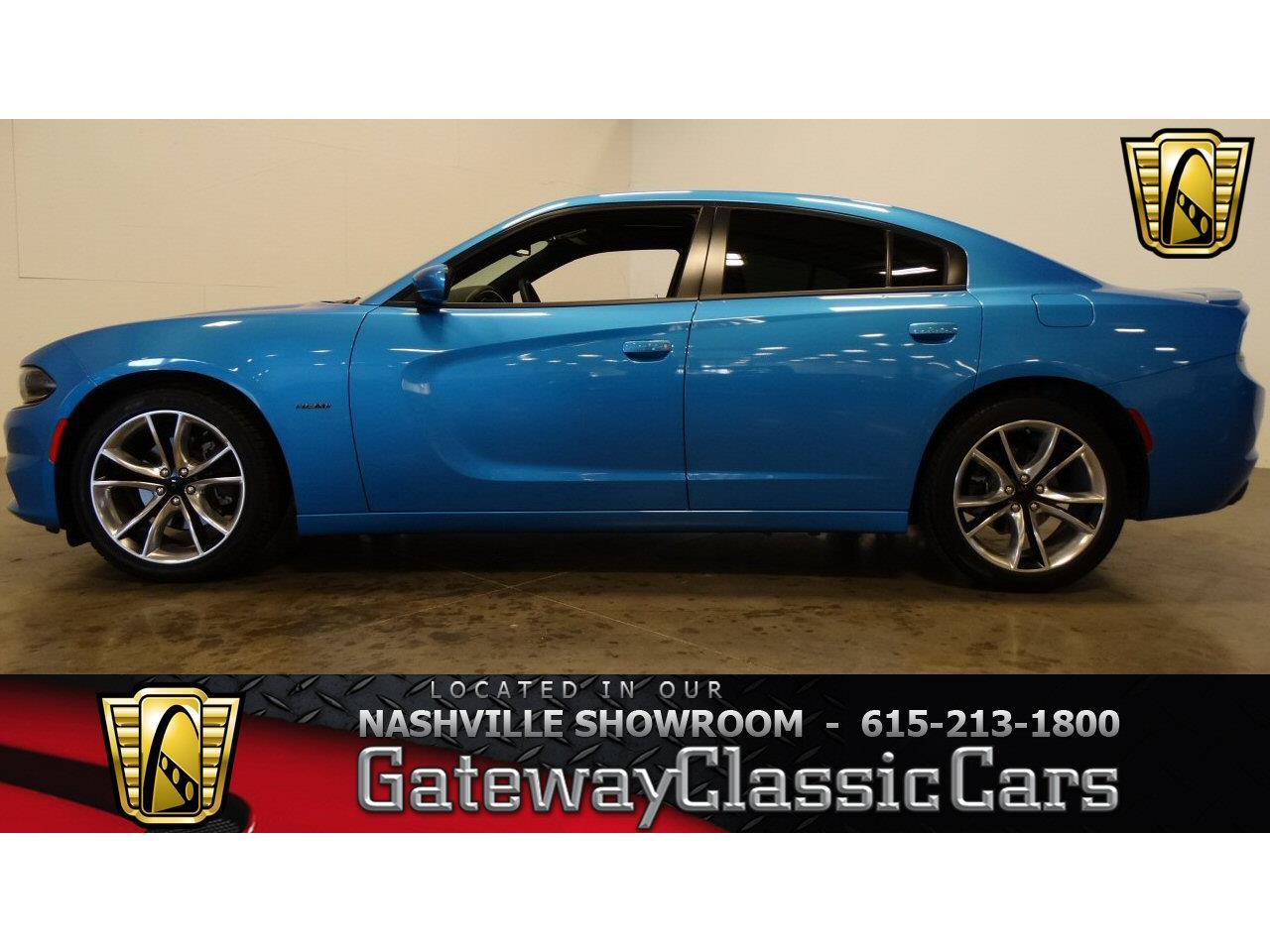 Large Picture of '16 Dodge Charger located in Tennessee Offered by Gateway Classic Cars - Nashville - KGRS