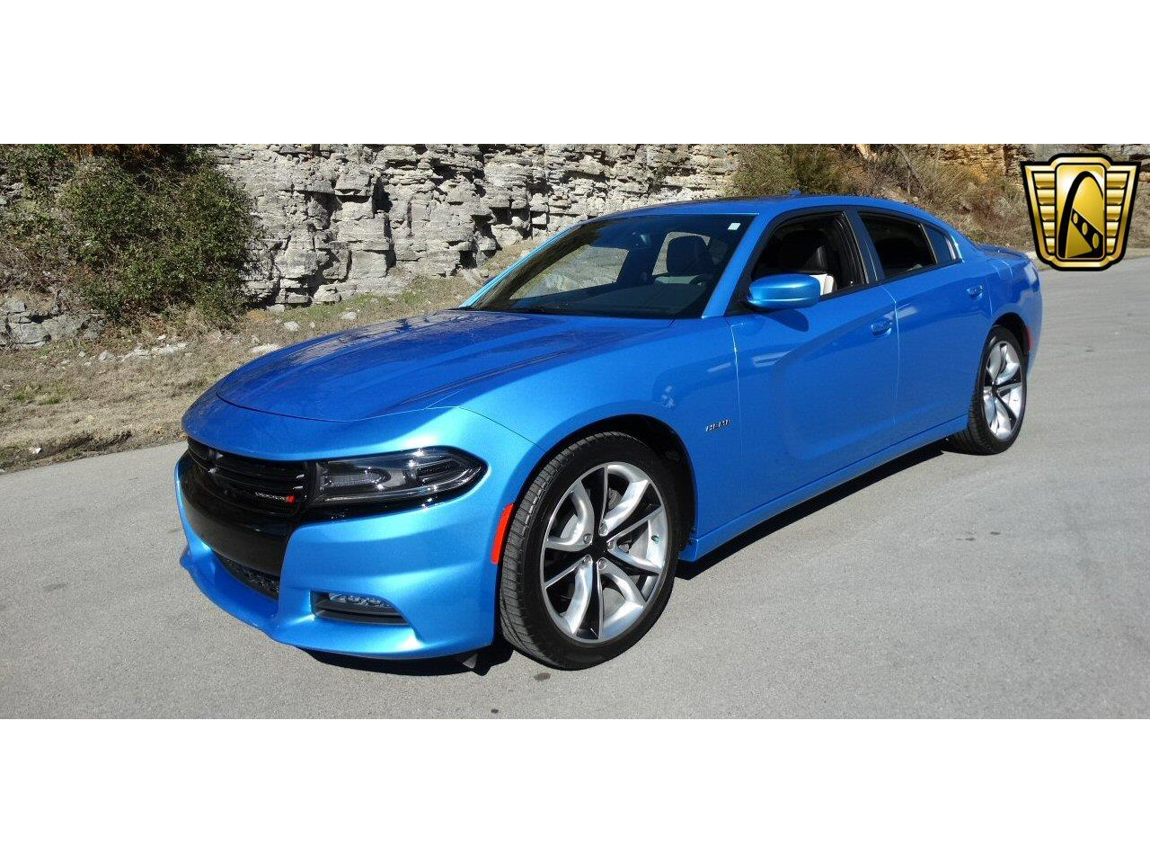 Large Picture of '16 Dodge Charger Offered by Gateway Classic Cars - Nashville - KGRS