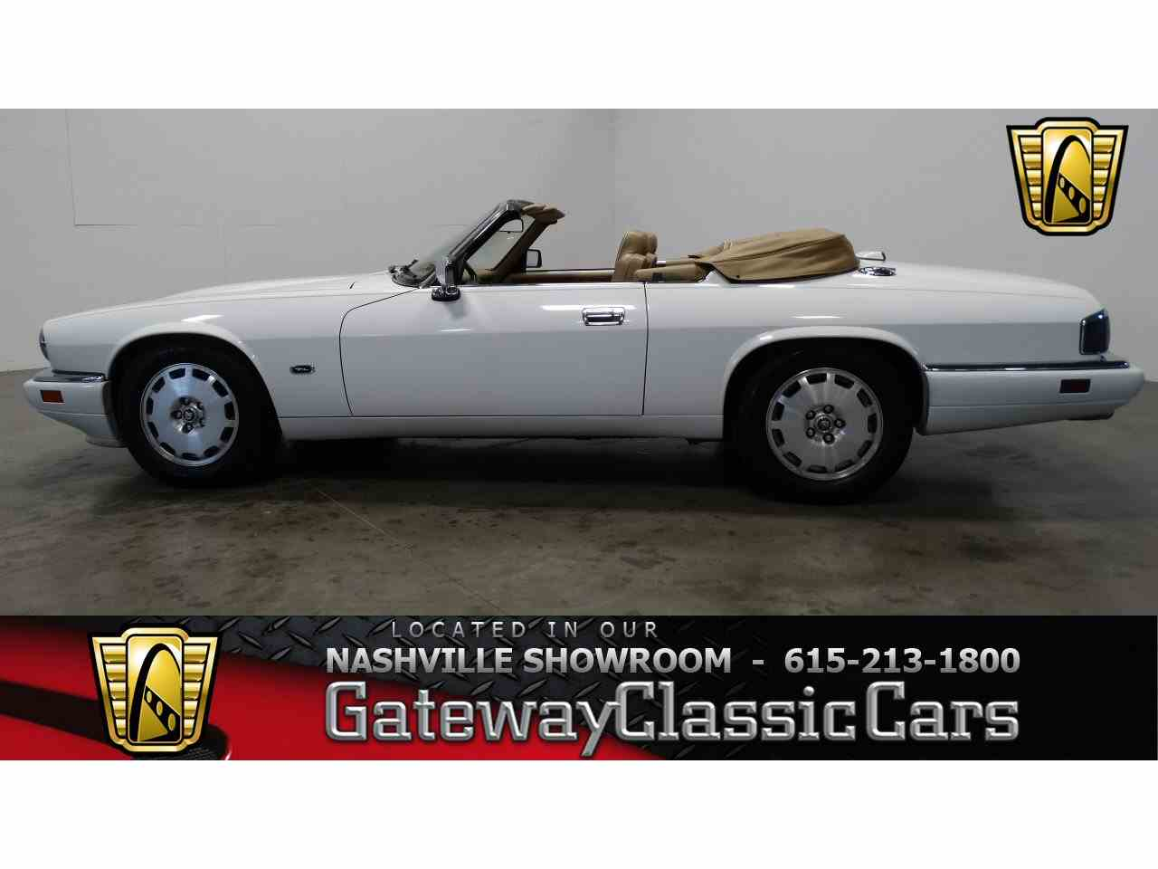 Large Picture of 1996 XJS located in Tennessee Offered by Gateway Classic Cars - Nashville - KGRY