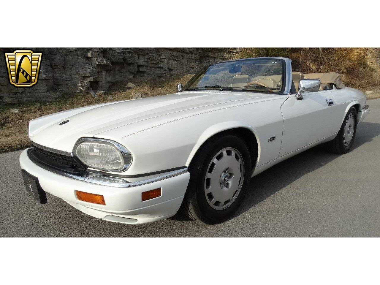 Large Picture of '96 XJS - KGRY
