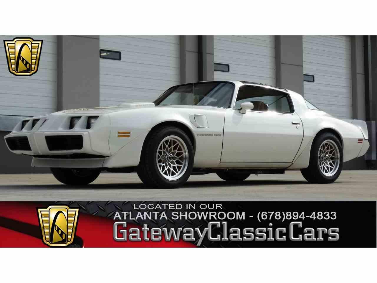 Large Picture of '81 Pontiac Firebird located in Alpharetta Georgia - $31,595.00 Offered by Gateway Classic Cars - Atlanta - KGSJ