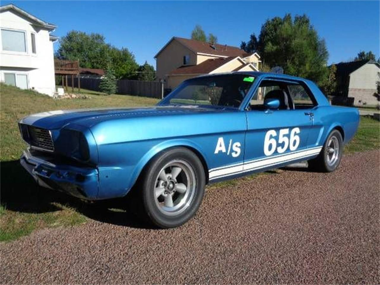 Large Picture of '65 Mustang - KDEJ