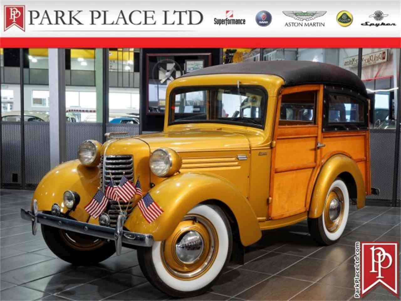Large Picture of '39 Woody Wagon located in Washington Auction Vehicle - KGVH