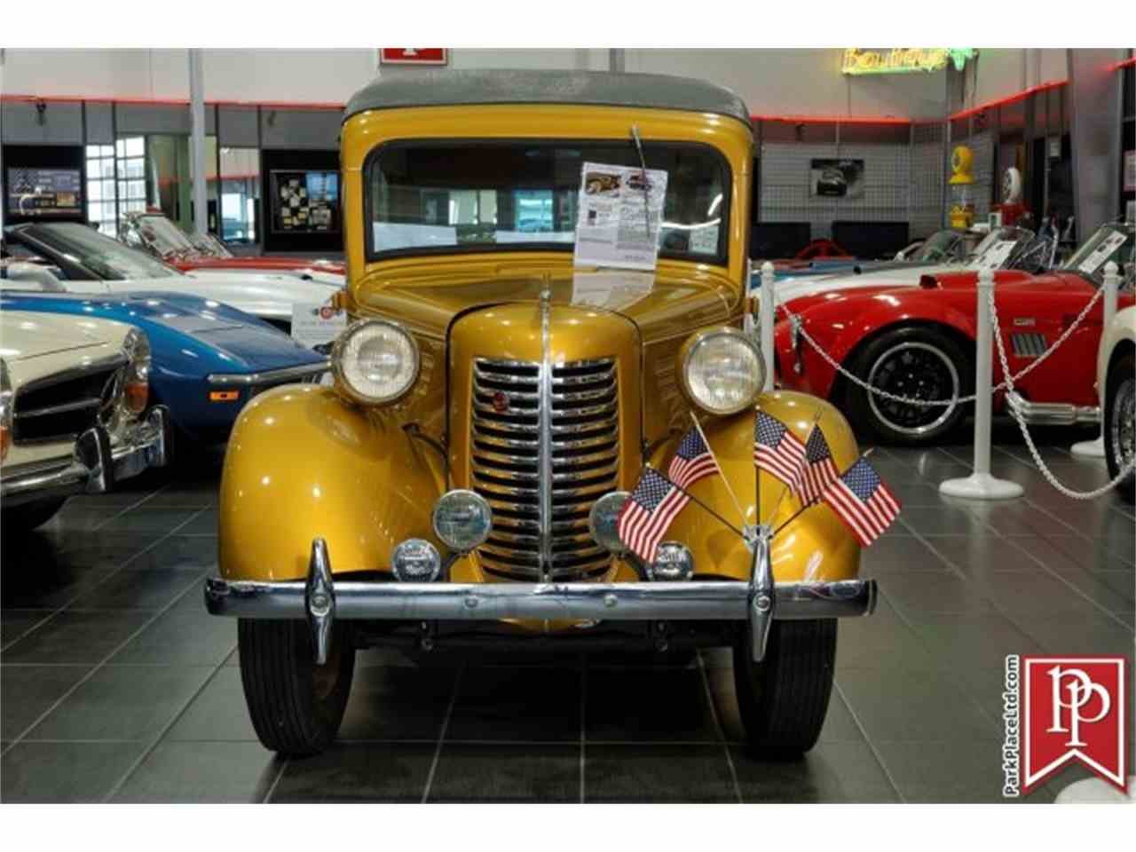 Large Picture of Classic '39 American Bantam Woody Wagon - KGVH