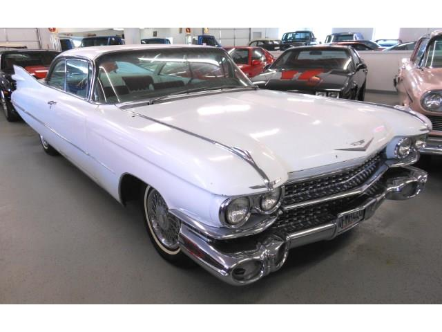 1959 Cadillac Deville For Sale On Classiccars Com
