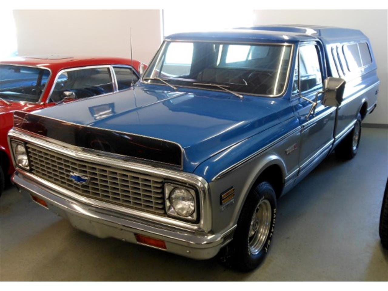 Large Picture of '72 Cheyenne - KGY1