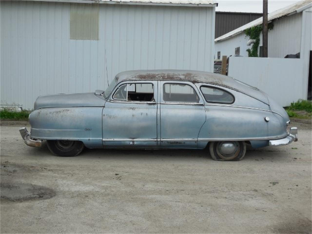 Large Picture of Classic '49 Nash Rambler - $2,950.00 Offered by R&S Collectibles - KGY3