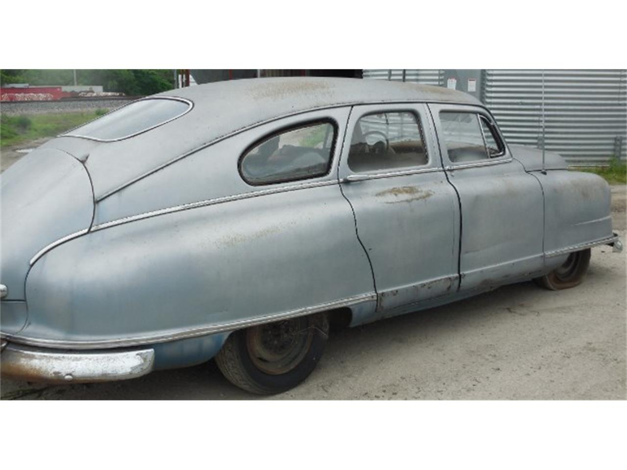 Large Picture of Classic 1949 Nash Rambler located in Corning Iowa - $2,950.00 - KGY3