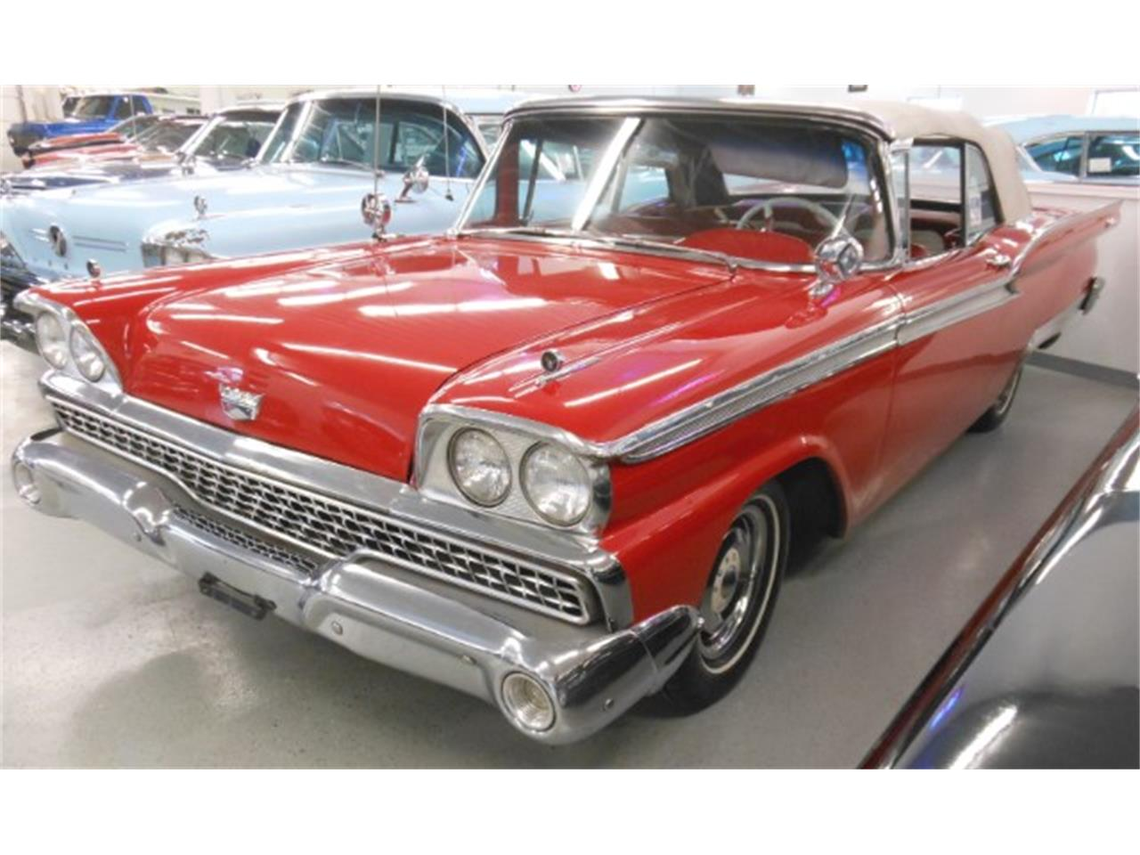 Large Picture of 1959 Ford Galaxie located in Corning Iowa - KGYA