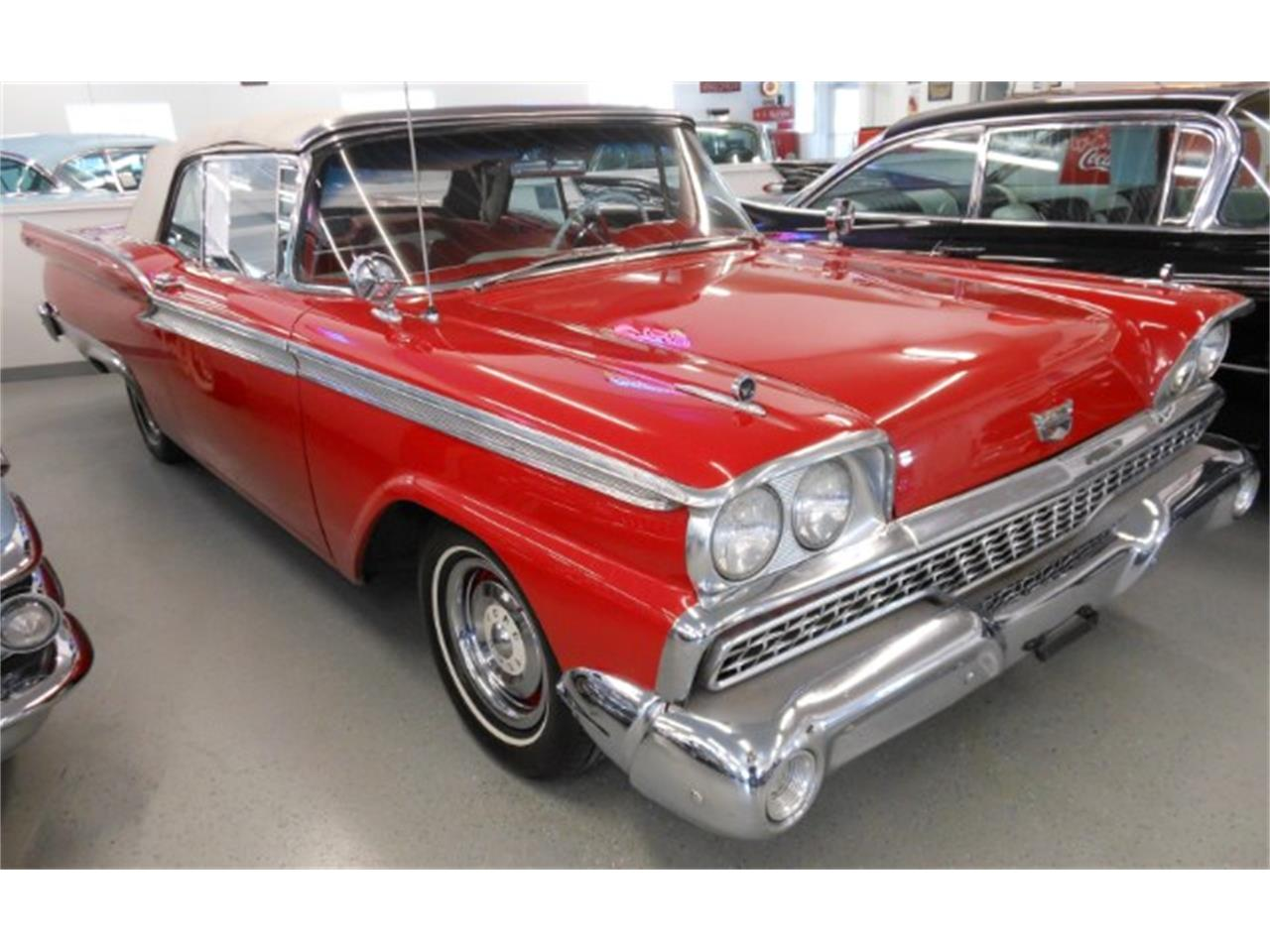 Large Picture of Classic 1959 Ford Galaxie located in Corning Iowa Offered by R&S Collectibles - KGYA
