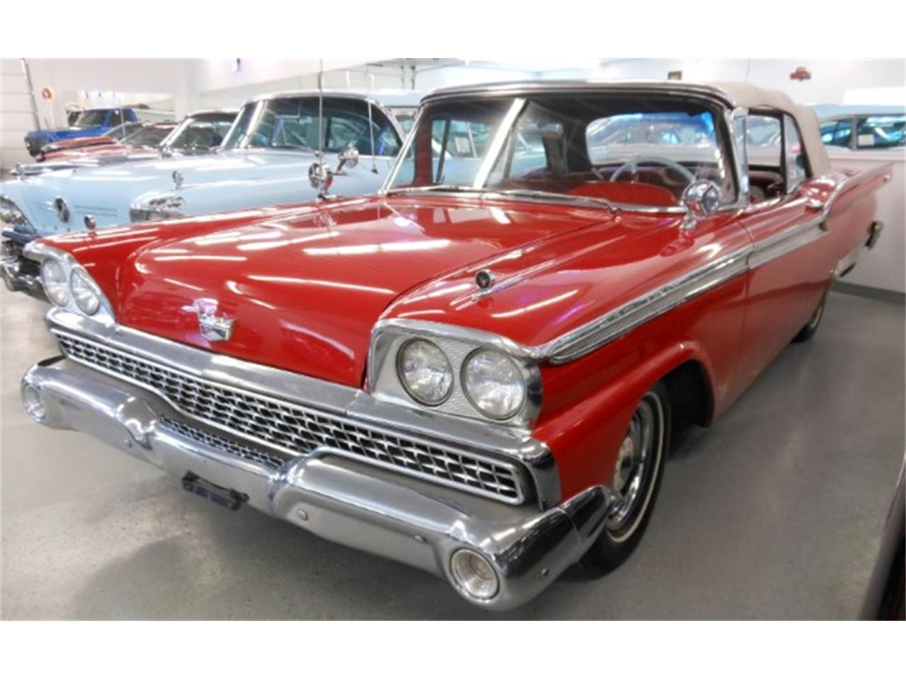 Large Picture of 1959 Ford Galaxie - $32,500.00 - KGYA