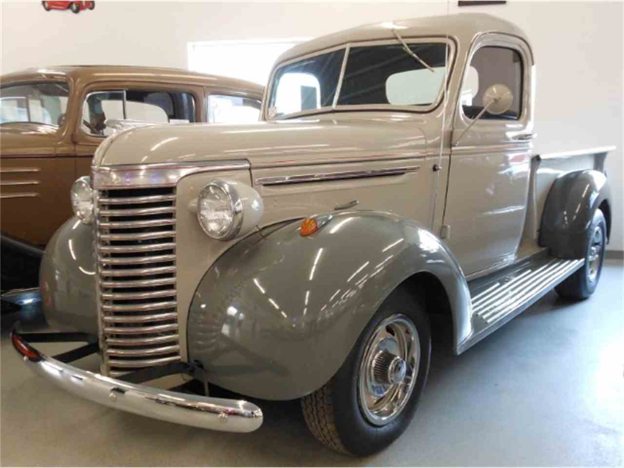 Large Picture of '40 Pickup - KGYE