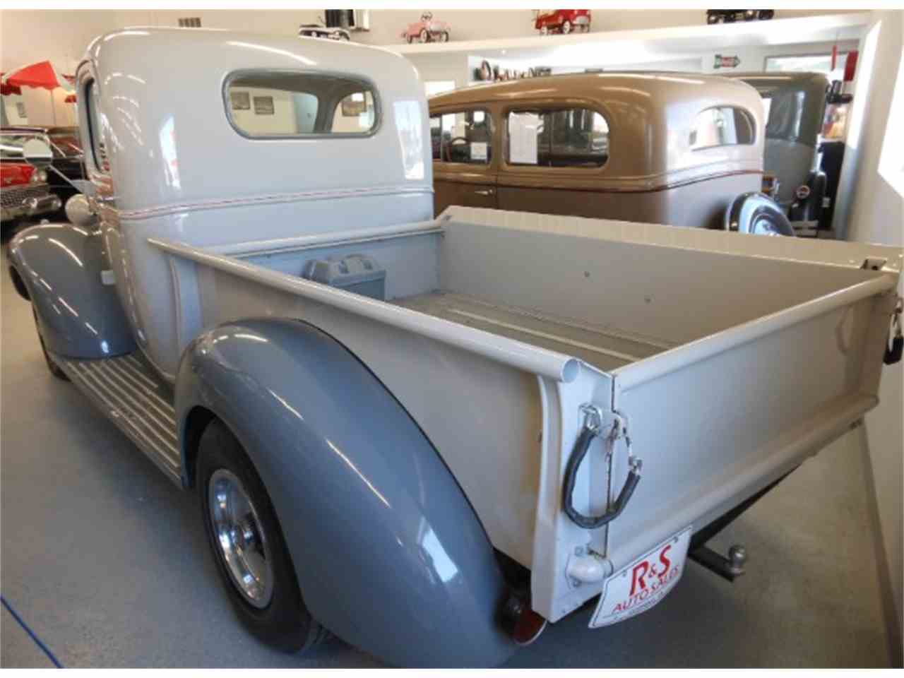 Large Picture of '40 Pickup located in Iowa Offered by R&S Collectibles - KGYE