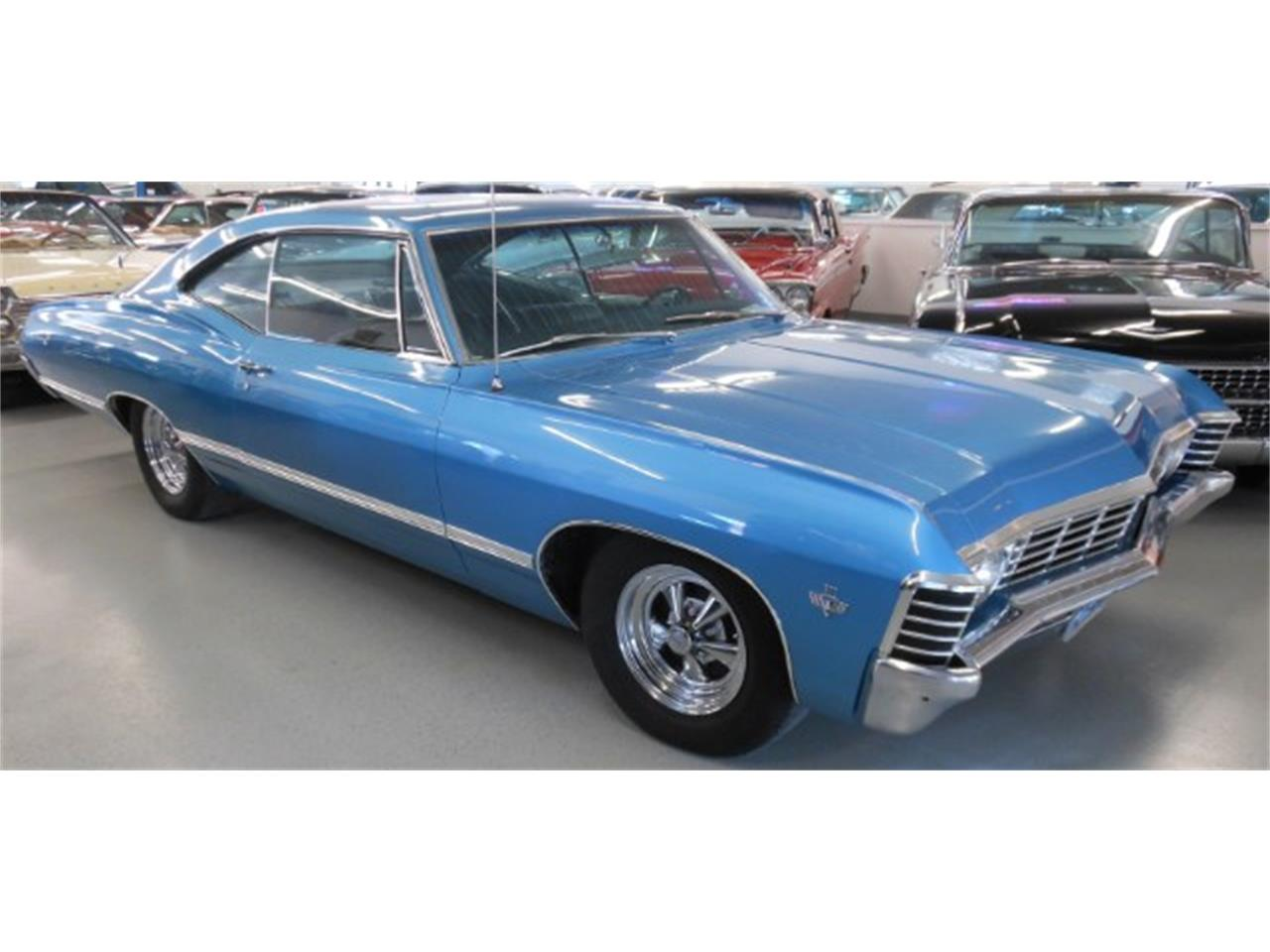 Large Picture of '67 Impala - KGYG