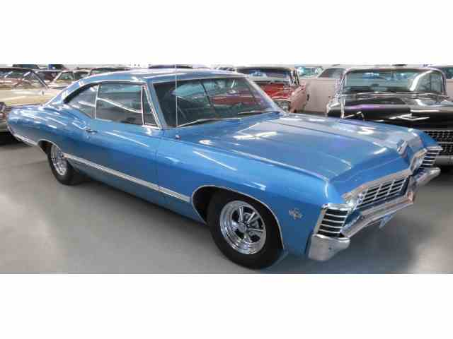 Picture of 1967 Chevrolet Impala located in Corning Iowa - $28,500.00 Offered by  - KGYG