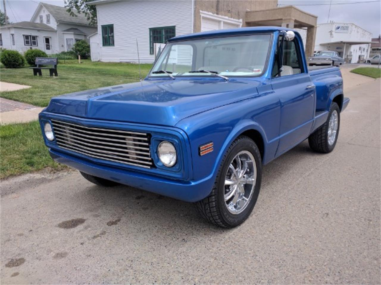 Large Picture of Classic '69 Chevrolet Pickup located in Iowa Offered by R&S Collectibles - KGYH