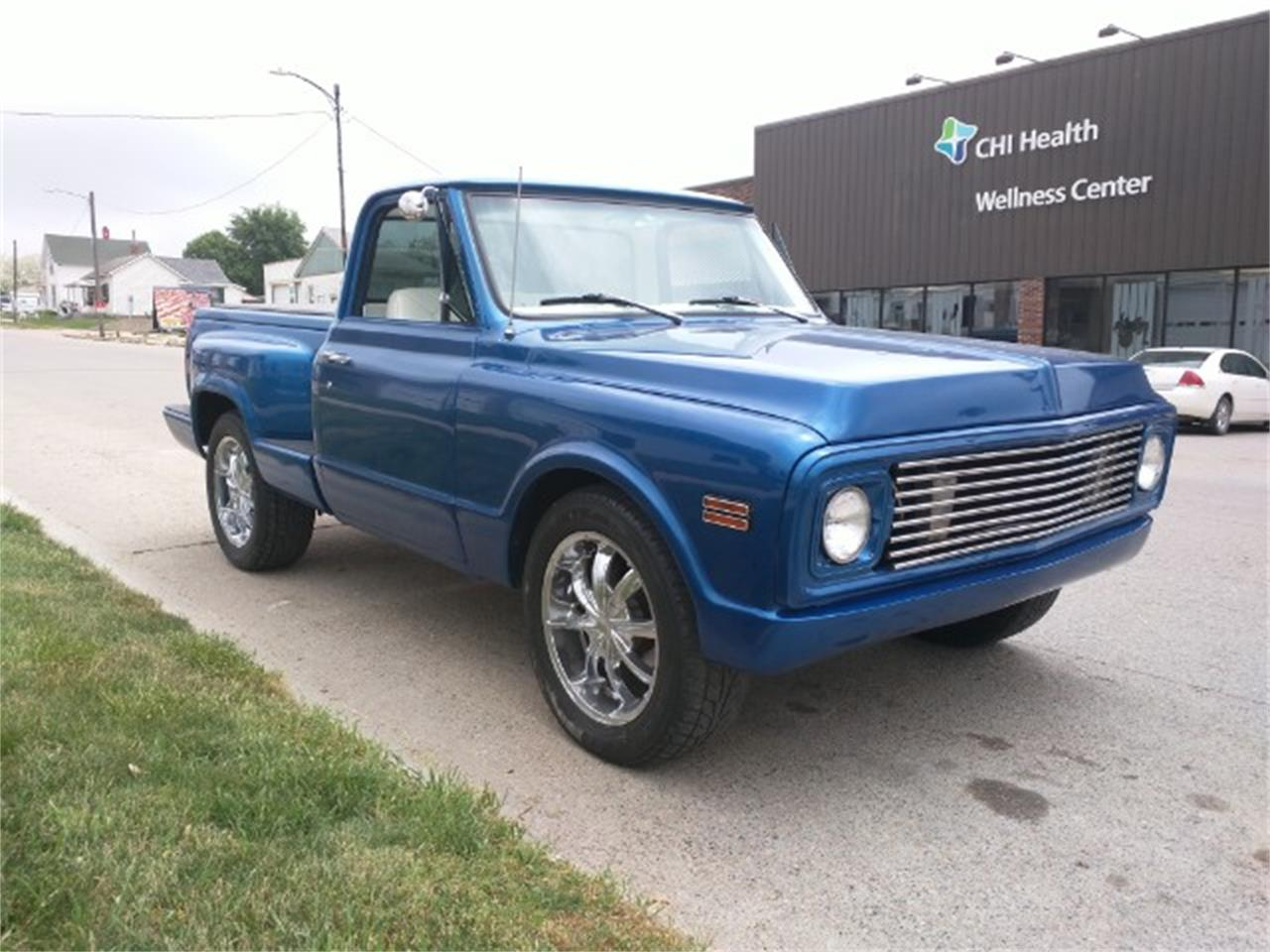 Large Picture of Classic 1969 Pickup located in Iowa Offered by R&S Collectibles - KGYH