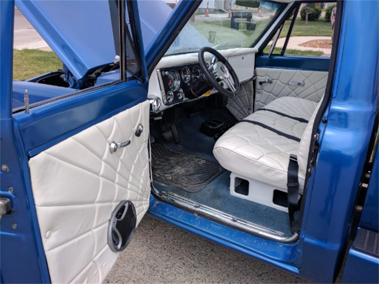 Large Picture of '69 Pickup located in Iowa - $18,500.00 Offered by R&S Collectibles - KGYH