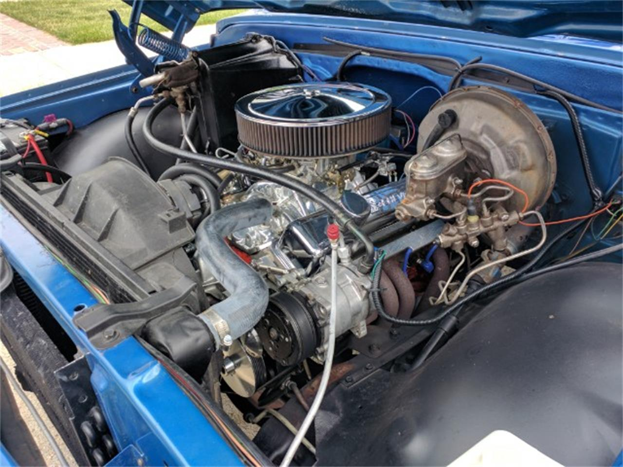 Large Picture of 1969 Chevrolet Pickup located in Corning Iowa - $18,500.00 Offered by R&S Collectibles - KGYH