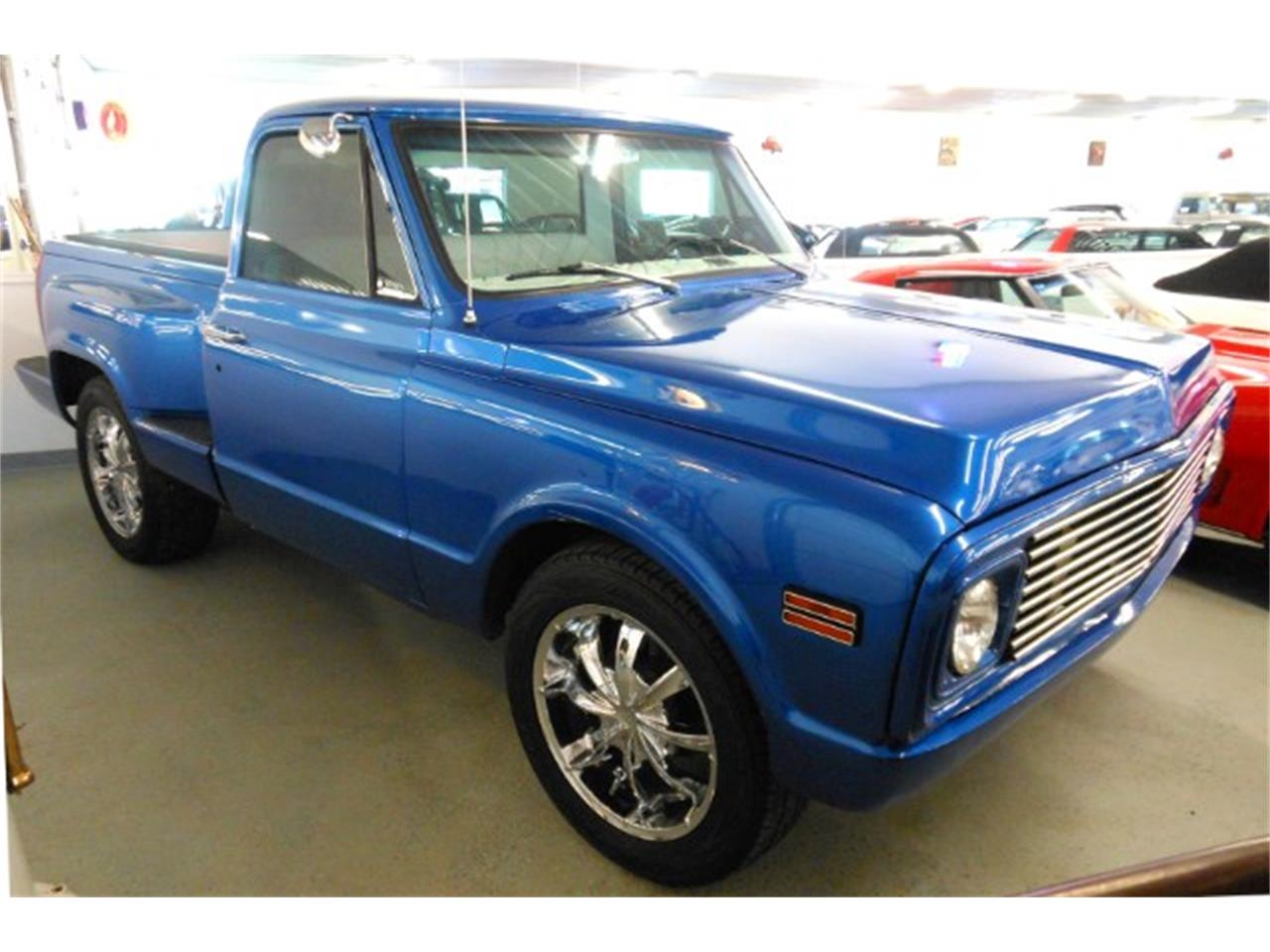 Large Picture of '69 Chevrolet Pickup - $18,500.00 - KGYH