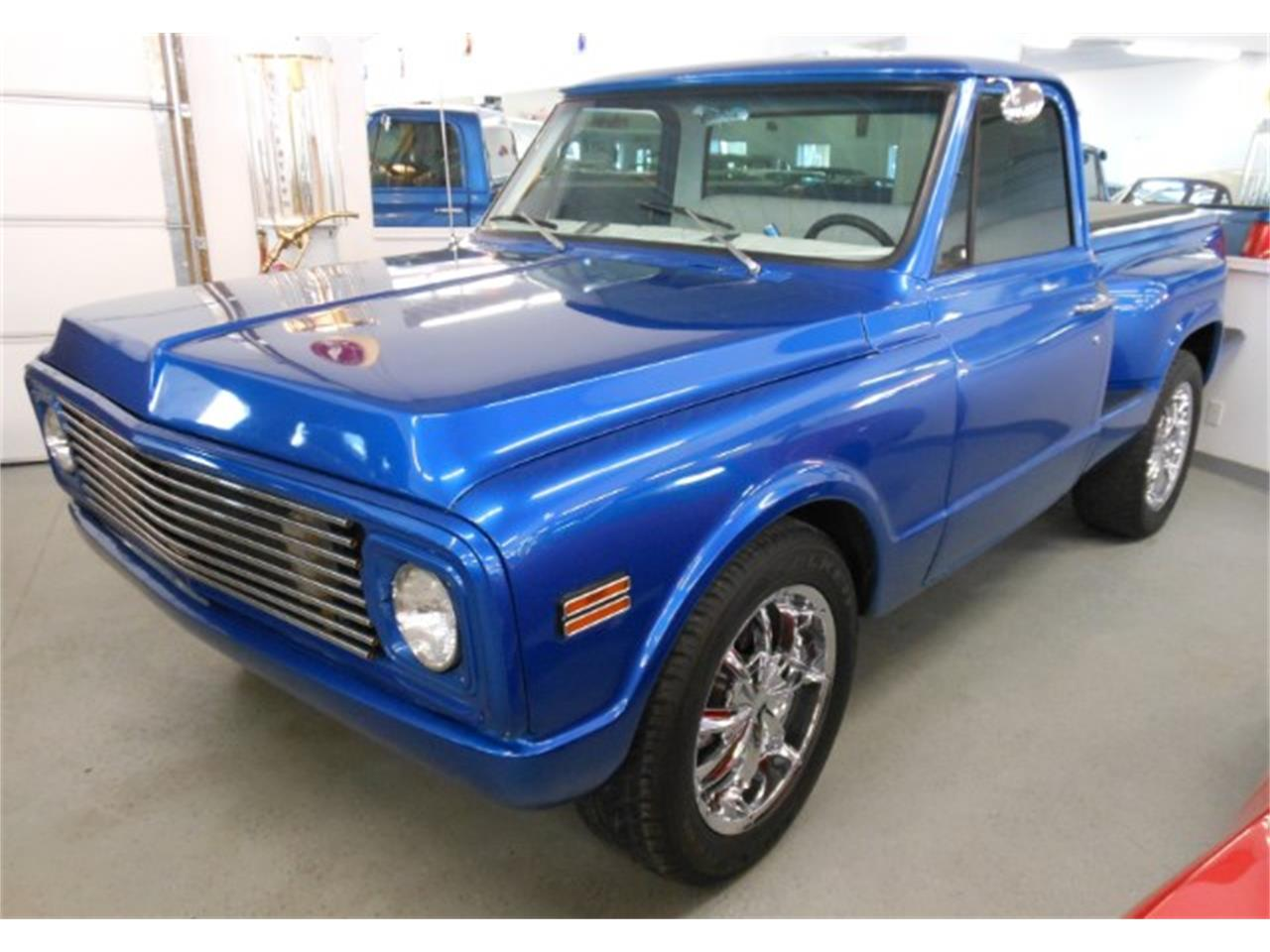 Large Picture of Classic 1969 Chevrolet Pickup - $18,500.00 Offered by R&S Collectibles - KGYH