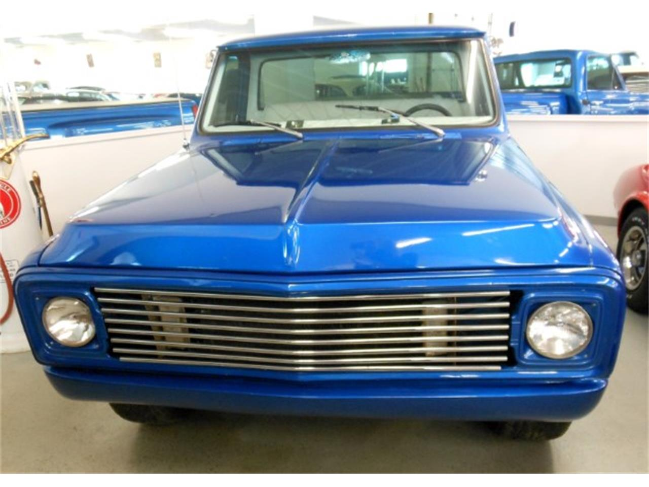 Large Picture of 1969 Chevrolet Pickup located in Iowa - KGYH