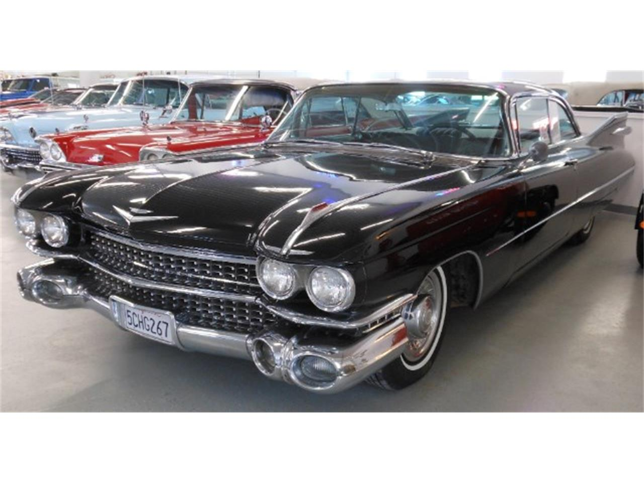 Large Picture of '59 DeVille - KGYK
