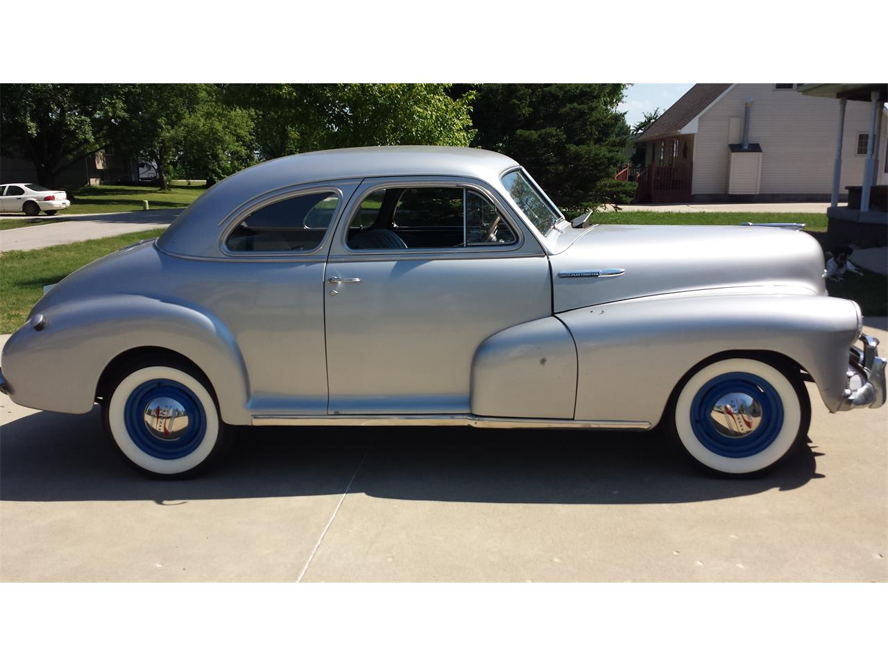 Large Picture of Classic '47 Fleetmaster - KH09