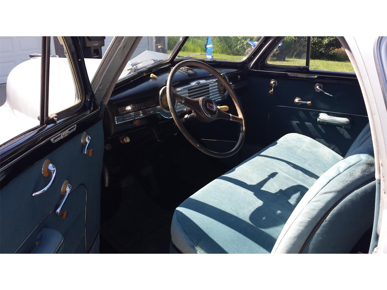 Large Picture of '47 Chevrolet Fleetmaster located in Iowa Offered by a Private Seller - KH09