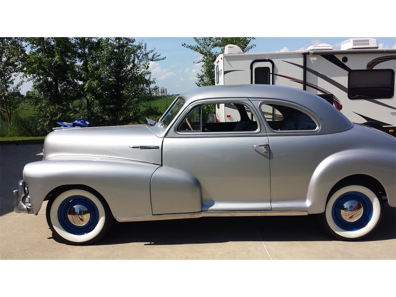 For Sale 1947 Chevrolet Fleetmaster In Sheldahl Iowa