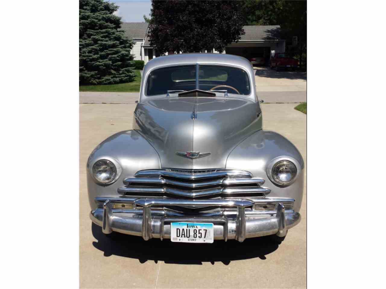 Large Picture of '47 Fleetmaster - KH09