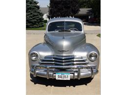 Picture of Classic 1947 Chevrolet Fleetmaster located in Iowa - KH09