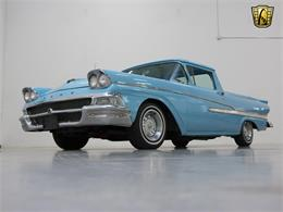 Picture of Classic '58 Ranchero located in Wisconsin - $20,995.00 - KH0V