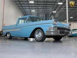 Picture of 1958 Ford Ranchero - $20,995.00 Offered by Gateway Classic Cars - Milwaukee - KH0V