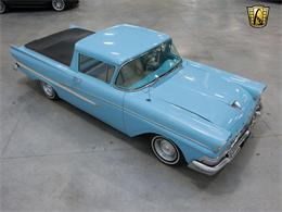 Picture of '58 Ford Ranchero located in Wisconsin - $20,995.00 Offered by Gateway Classic Cars - Milwaukee - KH0V