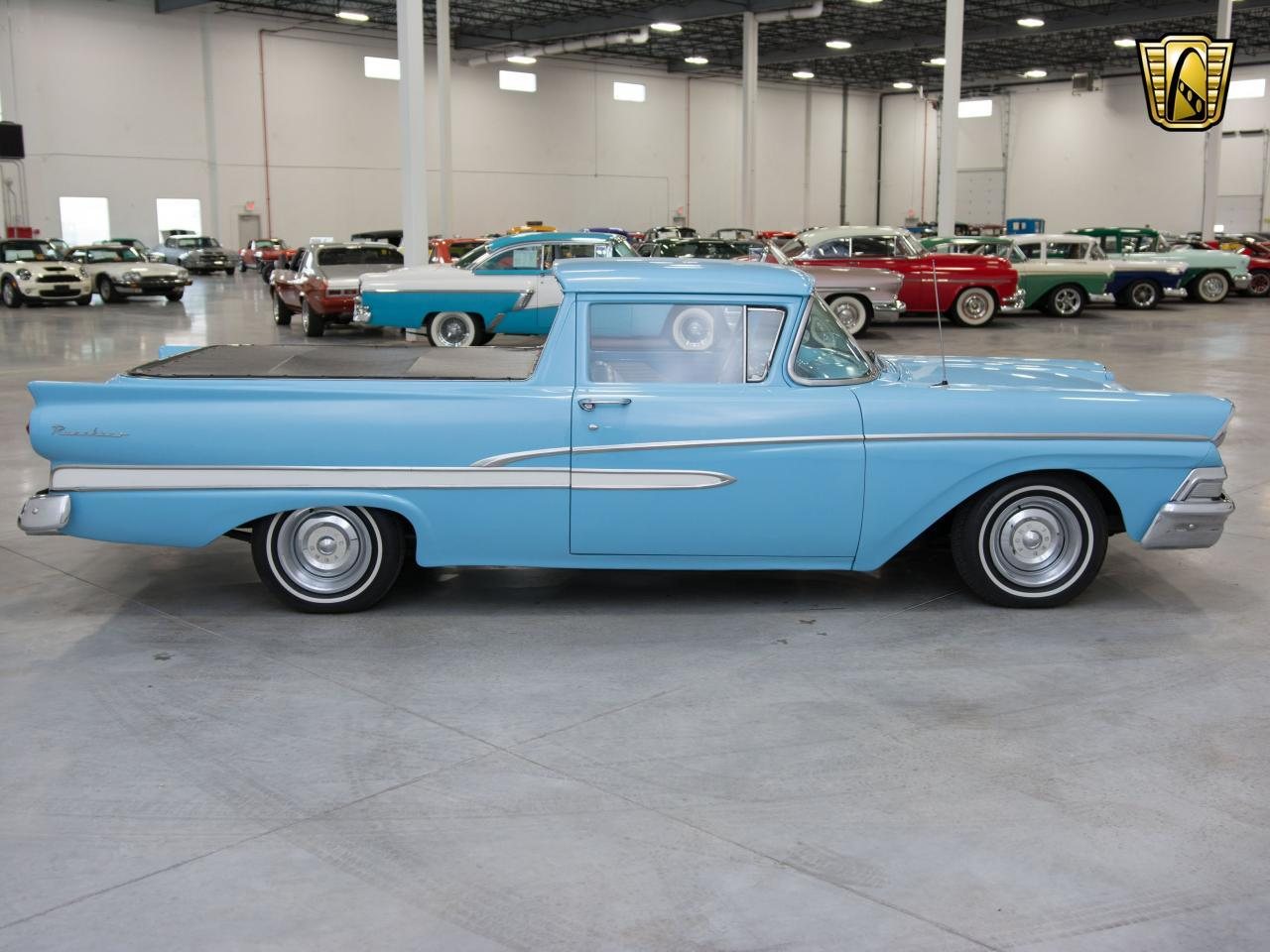 Large Picture of Classic 1958 Ranchero located in Kenosha Wisconsin - $20,995.00 - KH0V