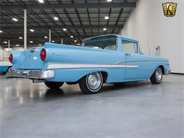 Picture of '58 Ranchero located in Kenosha Wisconsin Offered by Gateway Classic Cars - Milwaukee - KH0V