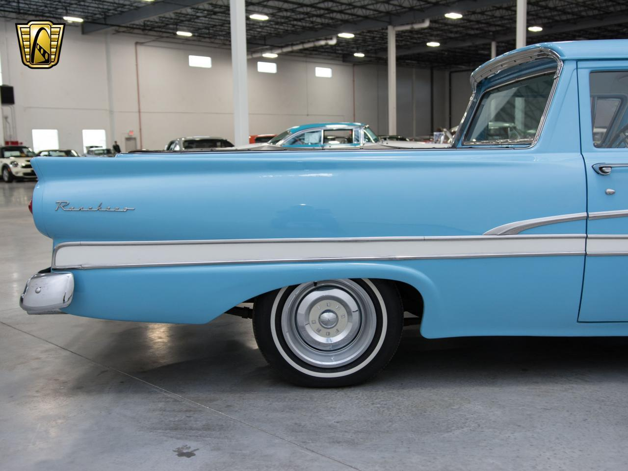 Large Picture of Classic '58 Ford Ranchero Offered by Gateway Classic Cars - Milwaukee - KH0V