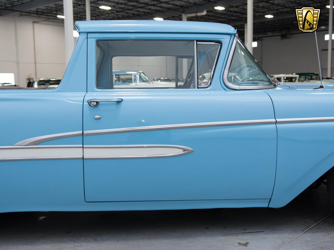 Large Picture of Classic 1958 Ford Ranchero located in Wisconsin - $20,995.00 - KH0V