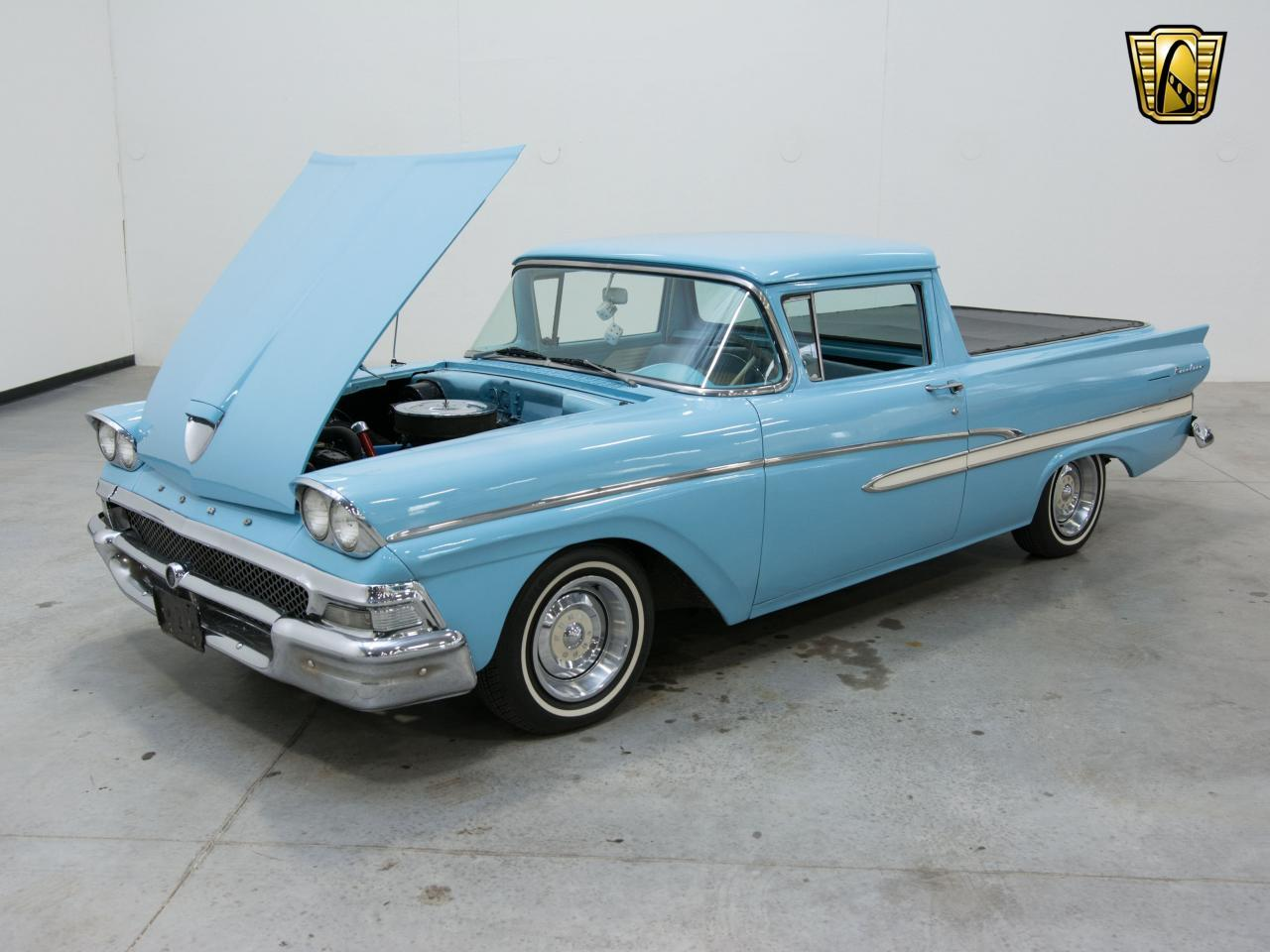 Large Picture of Classic '58 Ford Ranchero located in Kenosha Wisconsin - $20,995.00 - KH0V