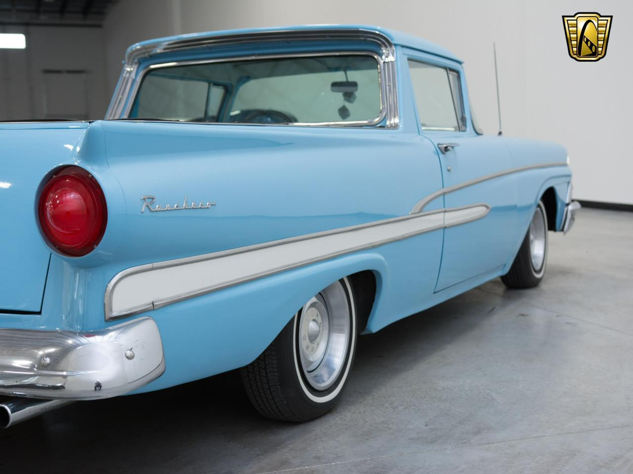 Large Picture of Classic 1958 Ford Ranchero located in Kenosha Wisconsin - KH0V