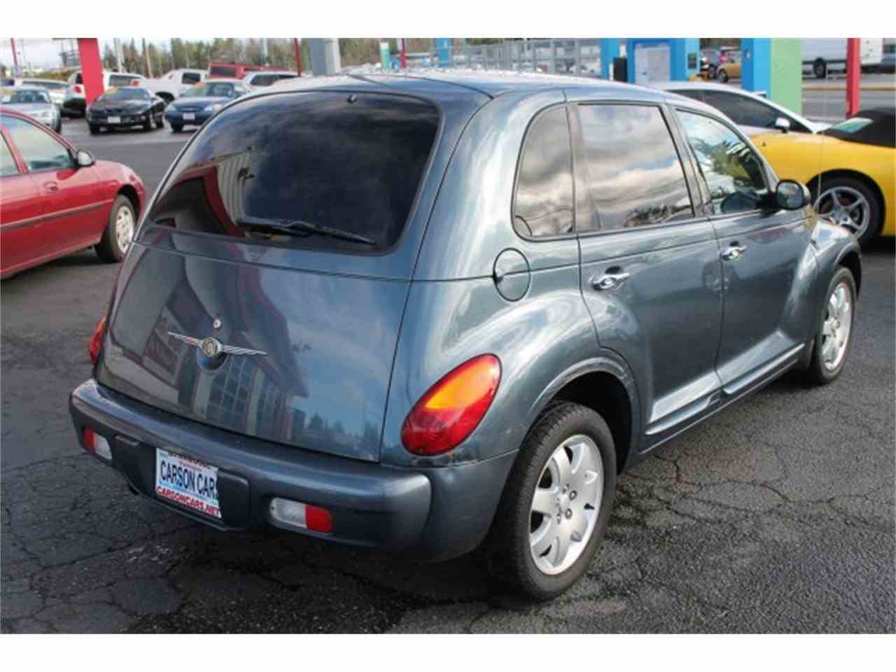 Large Picture of '03 PT Cruiser - KDFJ