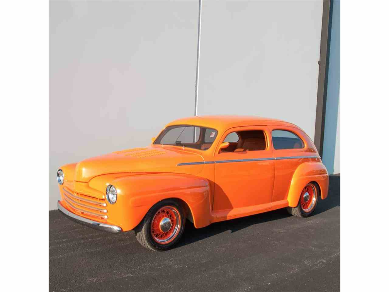 Large Picture of '48 Ford Custom located in St. Louis Missouri Auction Vehicle Offered by MotoeXotica Classic Cars - KH4N