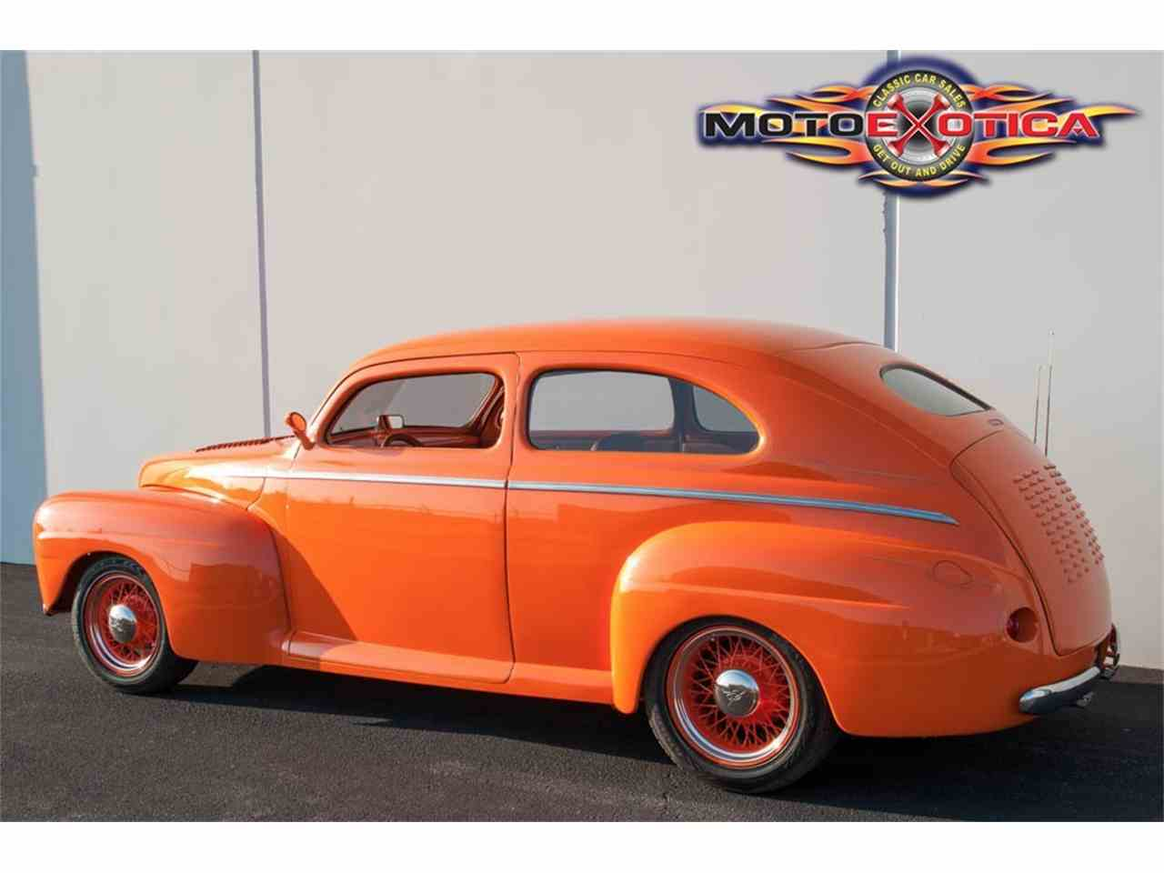 Large Picture of Classic '48 Custom Auction Vehicle Offered by MotoeXotica Classic Cars - KH4N