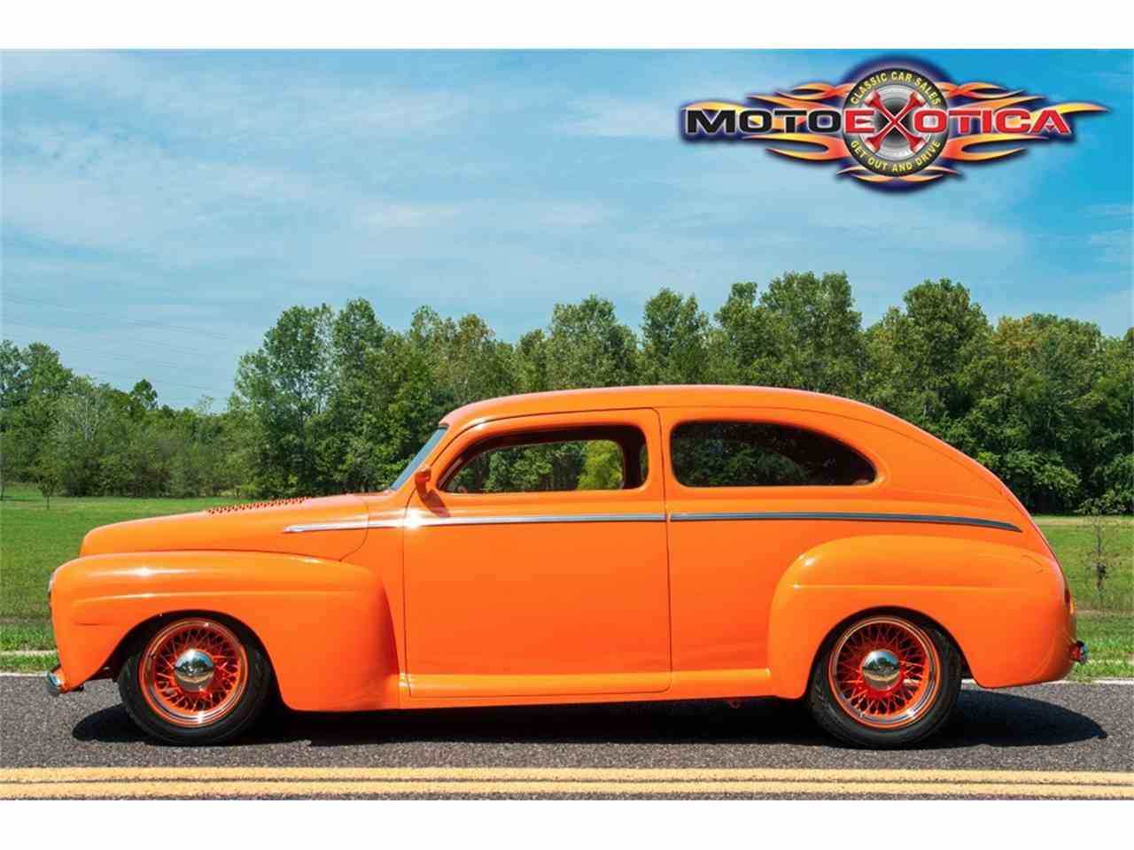 Large Picture of '48 Ford Custom located in St. Louis Missouri Offered by MotoeXotica Classic Cars - KH4N