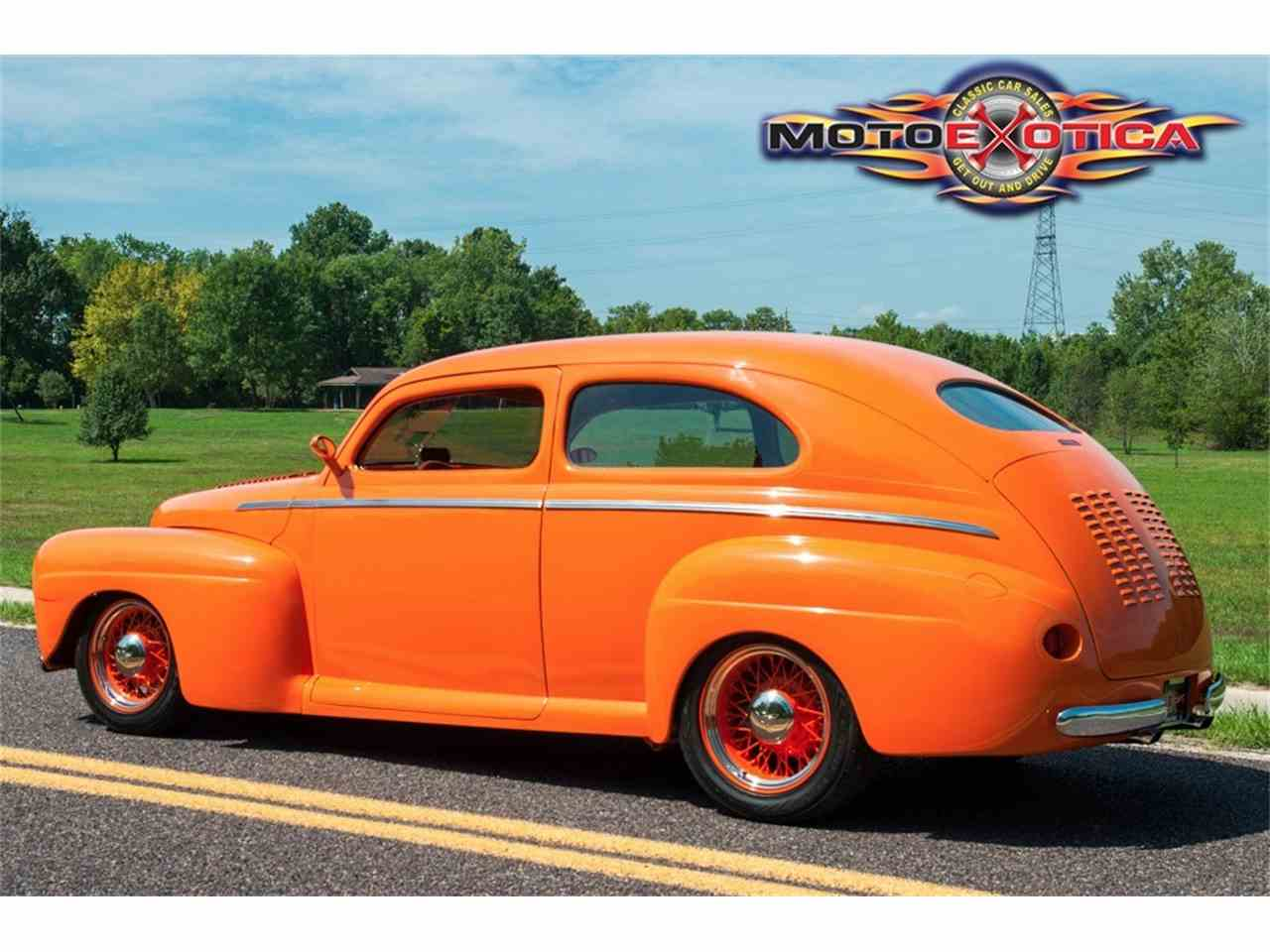Large Picture of Classic '48 Ford Custom located in St. Louis Missouri Offered by MotoeXotica Classic Cars - KH4N
