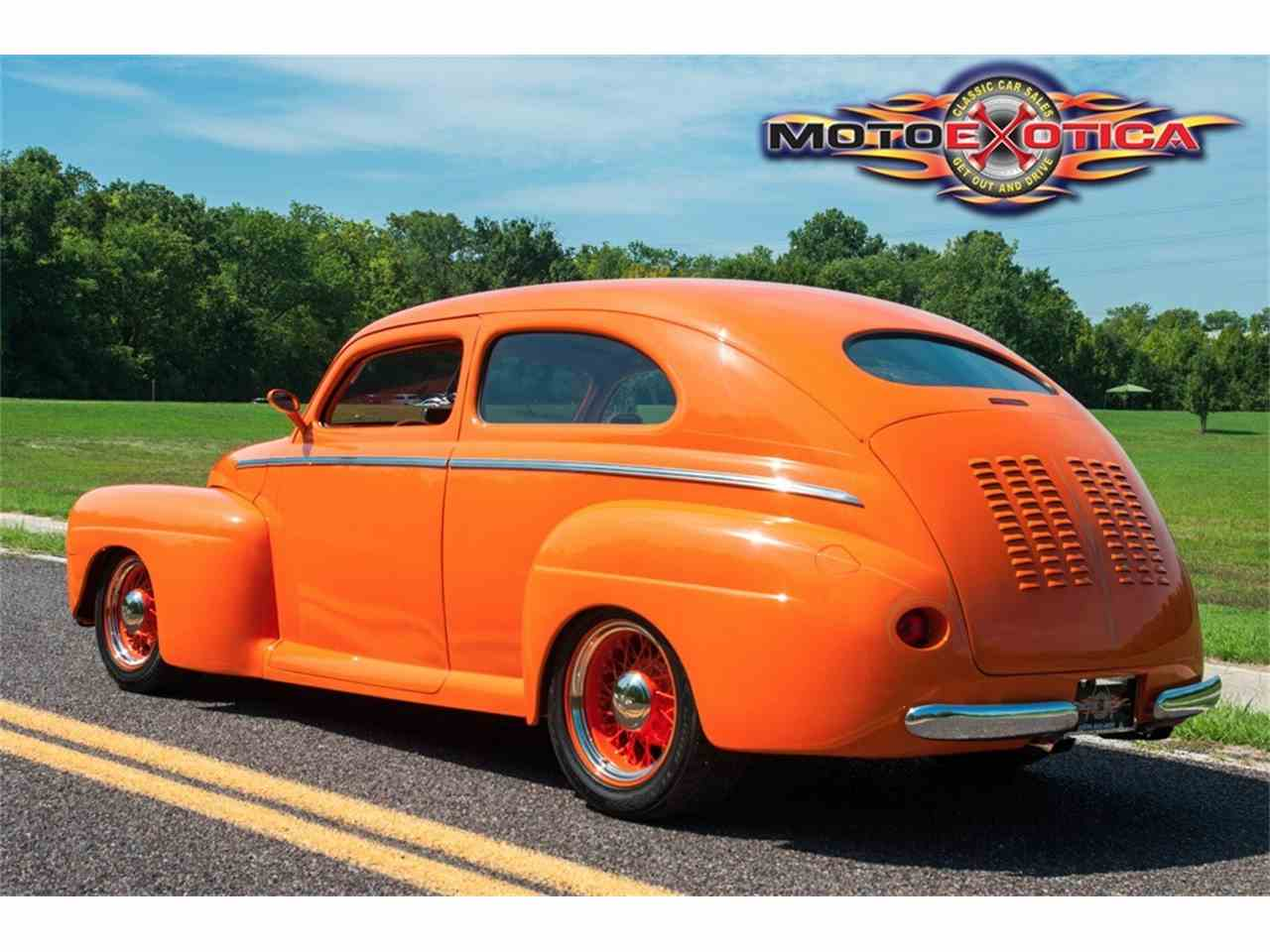 Large Picture of Classic '48 Custom located in St. Louis Missouri Offered by MotoeXotica Classic Cars - KH4N