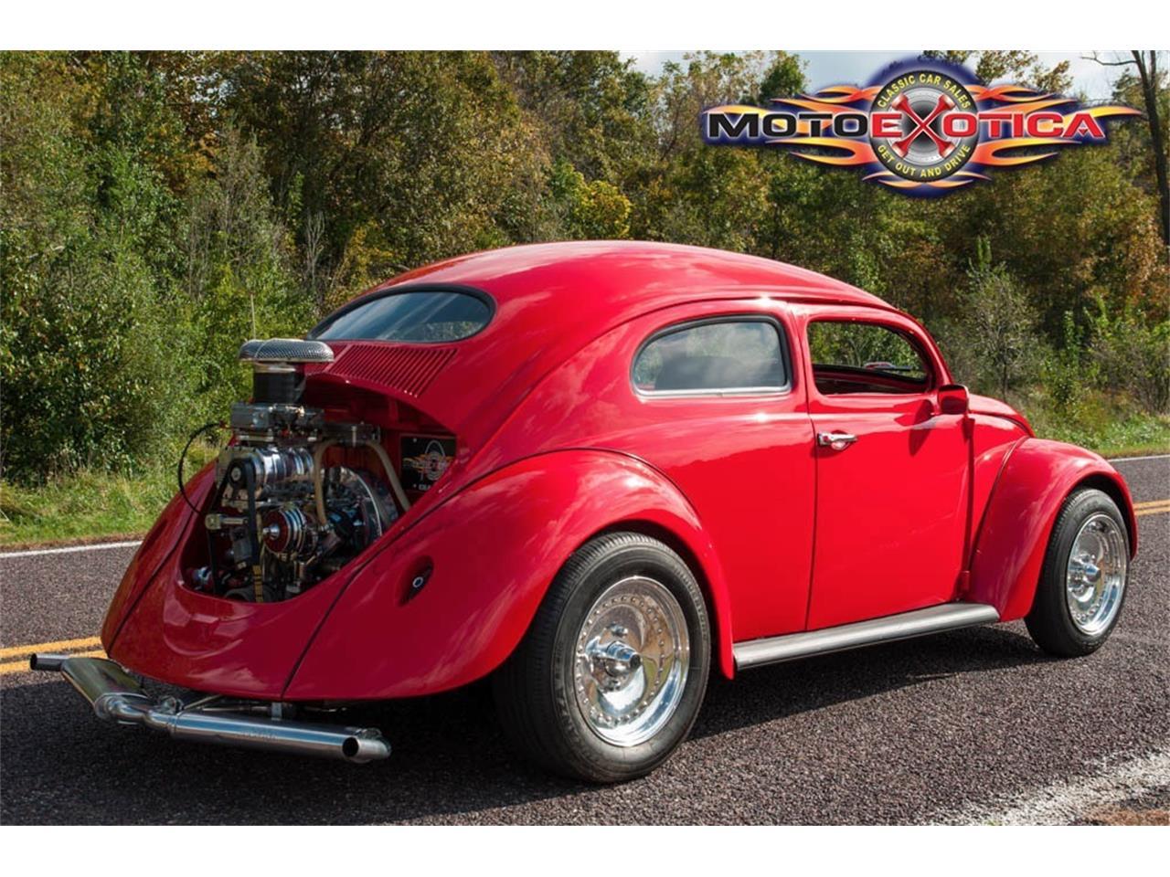 For Sale: 1956 Volkswagen Custom Bug in St  Louis, Missouri