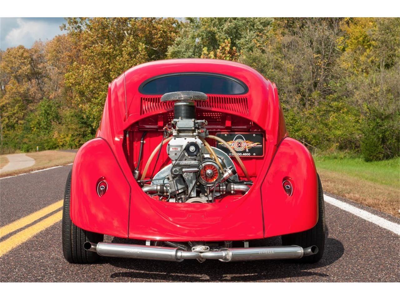 1956 Volkswagen Custom Bug For Sale Classiccars Com Cc