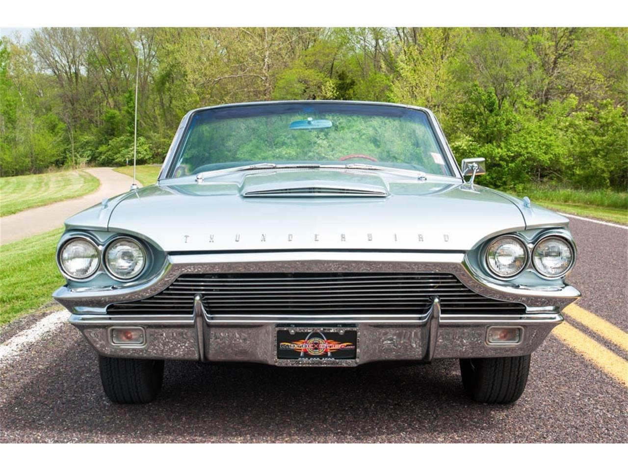 Large Picture of Classic '64 Thunderbird located in St. Louis Missouri - KH4Q